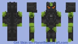 Tuma (Bionicle) Minecraft Skin