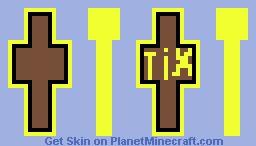 Tix Minecraft Skin