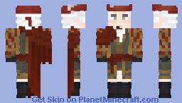 [LOTC] The Emperor in War Minecraft Skin