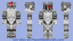The Knight Minecraft Skin