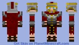 Roman Legionary Minecraft Skin