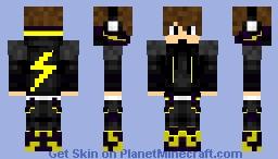 AL33 Minecraft Skin