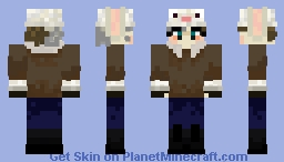 zero Minecraft Skin