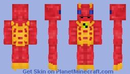 Moyo - Ben 10 Omniverse Minecraft Skin