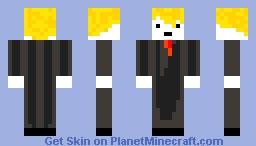 Fancy Dwerpz Minecraft Skin