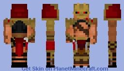 Shao Kahn (Mortal Kombat) Minecraft Skin