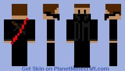 DarkMask57 for my friend Ultrmate_man58 Minecraft Skin