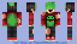 slime boi Minecraft Skin