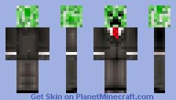 bionic Minecraft Skin