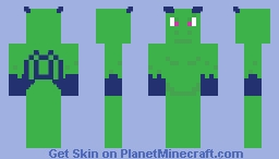Beta Minion Minecraft Skin