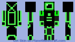 overseer Minecraft Skin