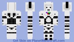 DB-26 Minecraft Skin