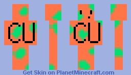 COPPER DERP Minecraft Skin