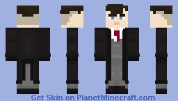thoams selby peaky blinders (request) Minecraft Skin