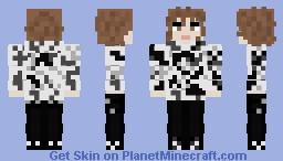 [Vtuber] AnubisLives Minecraft Skin