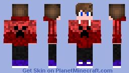 Clichéd Minecraft Skin
