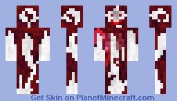 Billy Nether Minecraft Skin