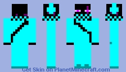Piglinoink Enderman for enderman skin contest