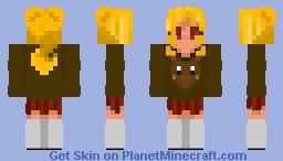 Beary Nice to Meet You Minecraft Skin