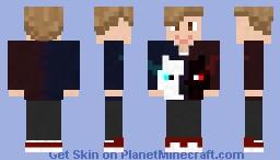jj skin Minecraft Skin