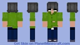 Wibbo Minecraft Skin