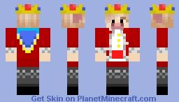 Goldno Minecraft Skin