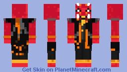 Official SypherPK Skin Minecraft Skin