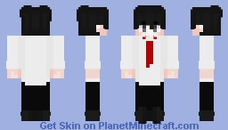 Vietnamese School Uniform Minecraft Skin