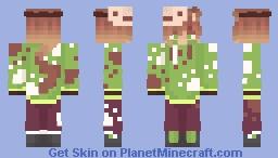 4PXLARM Catboy Dream! Minecraft Skin