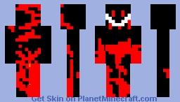 demon/monster/creature Minecraft Skin