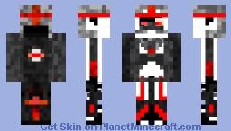 Fallen Knight Minecraft Skin
