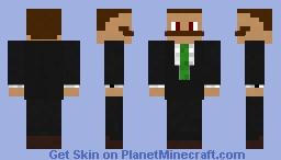 For Zero Minecraft Skin