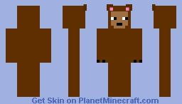 Monke Minecraft Skin