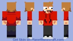 Tord - friday night funkin vs. tord mod (original tord is form eddsworld) Minecraft Skin