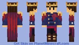 Sadist Passerine Wilbur Minecraft Skin