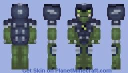 Ultimate Humungousaur | Ben 10 | UA/OV Minecraft Skin