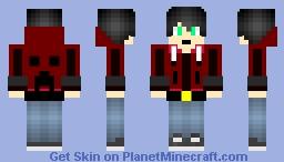 For_PantherGirl695 Minecraft Skin