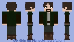 [FRP] The Travelling Story Teller Minecraft Skin