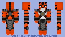 Kintaro (Mortal Kombat) Minecraft Skin