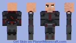 Wrecker (helmetless)   Bad Batch   Clone Force 99   1.8+ Minecraft Skin