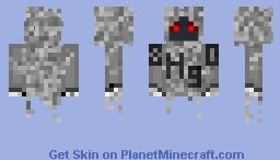 |☠|Mercury Cause Death|☠| Minecraft Skin