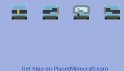 oh no Minecraft Skin