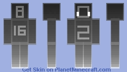 o2-Oxygen |  Periodic Table of Elements Minecraft Player Skin Contest Minecraft Skin