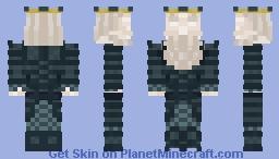 Guarin | King of the Last Kingdom Minecraft Skin