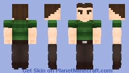Sandman   Marvel Comics Minecraft Skin