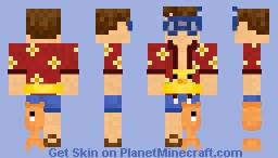 Summer Will Minecraft Skin