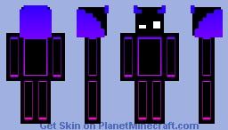 Gradient Cartoon Guy Minecraft Skin