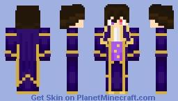 lelouch Minecraft Skin