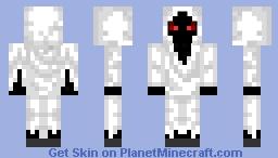 Entidad 303 Minecraft Skin