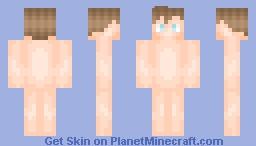 Simple base. Minecraft Skin